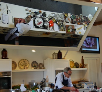 Demonstration Kitchen postcards from ireland: the ballymaloe cookery school | wgbh