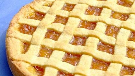 marmalade tart